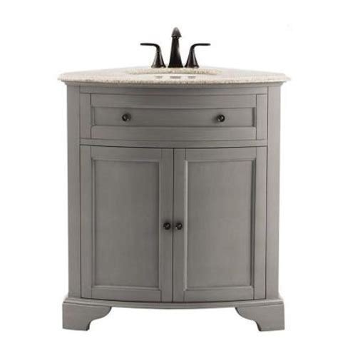 home depot home decorators vanity home decorators collection hamilton 31 in vanity in grey