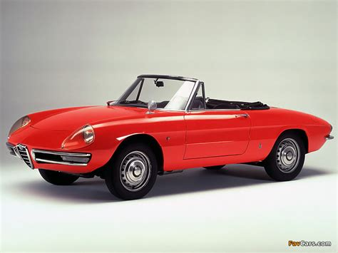 1966 Alfa Romeo Spider by Pictures Of Alfa Romeo Spider 1600 Duetto 105 1966 1967