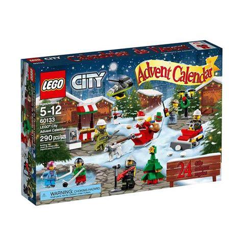 Mainan Lego Blok Lego Besar Isi 136 Pcs jual lego city 60133 advent calendar mainan blok puzzle harga kualitas terjamin