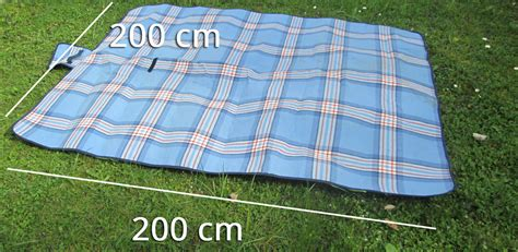picknickdecke baumwolle beschichtet angebote picknickdecke