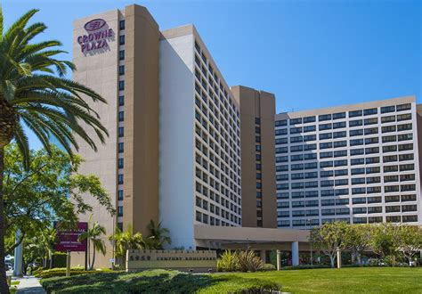 inn los angeles crowne plaza los angeles international airport in los