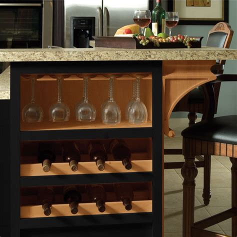 wine rack kitchen island wooden stemware rack for wine glasses in maple by hafele