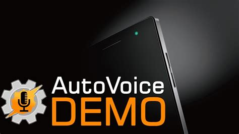 android tasker android tasker autovoice demo always listening