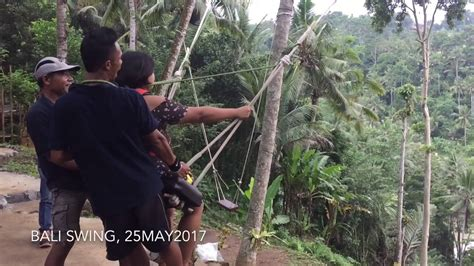 swing bali bali swing conquered my fear would you try it i
