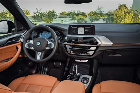 Leder Cognac by The New Bmw X3 Xdrive M40i Exterior Color Phytonic Blue