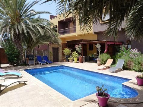 Maison A Louer A Agadir Avec Piscine
