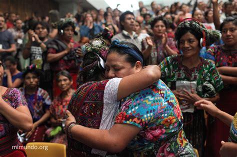 Genocide In Guatemala Essays by Photo Essay R 237 Os Montt Genocide Trial America Bureau
