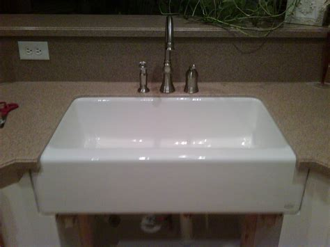 pakas collection farmhouse sink installation  countertop cabinets   place