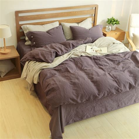 linen bedding sets 60 linen 40 cotton bedding set king size bed linen