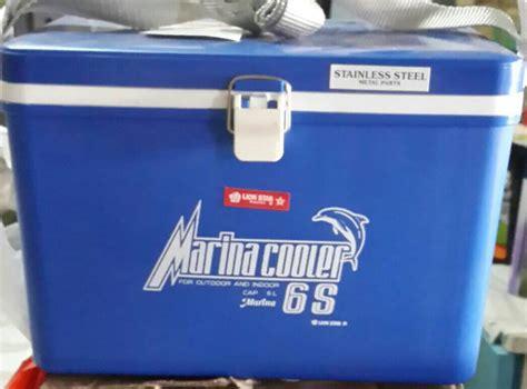 Box Es Marina 35s Lionstar harga cooler box marina 35lt termos es id priceaz