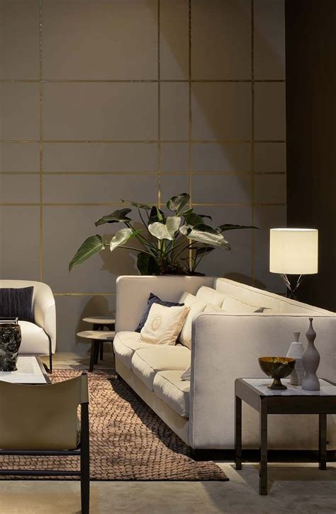 galleria sofa from trussardi casa s home collection