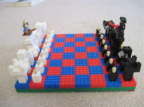 Diy Chess Set awesome lego chess set