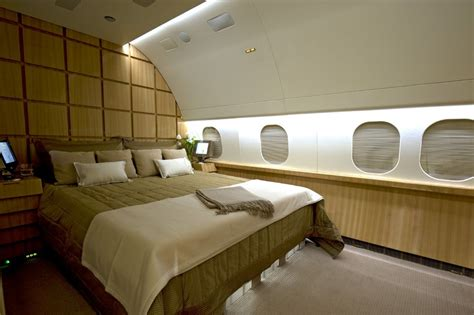 private plane bedroom boeing 757 256 master bedroom by ed 233 se doret private jet interiors pinterest