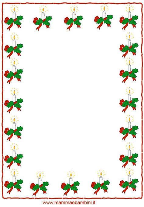 cornice natalizie cornicette di natale mamma e bambini