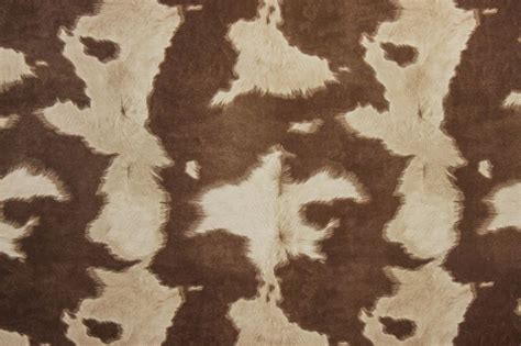 faux cowhide upholstery fabric 17 best ideas about cowhide fabric on pinterest cowhide