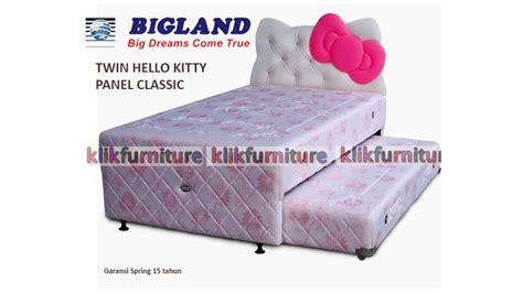 Bed Bigland Karakter bed hello panel classic bigland springbed sale 50