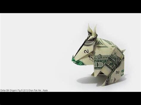 Dollar Origami Pig - escuchar musica gratis ccoli musica