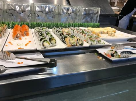 sushi on buffet picture of makino decatur las vegas