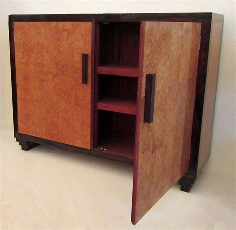 Guyana Cabinet by 20th C Guyana Deco Style Cabinet For Sale At 1stdibs
