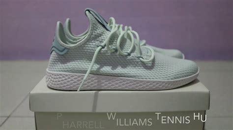 adidas pharrell williams tennis hu review on indonesia