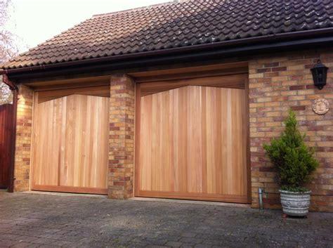 Eastern Garage Door by Wooden Timber Garage Doors In Norfolk Cambridgeshire