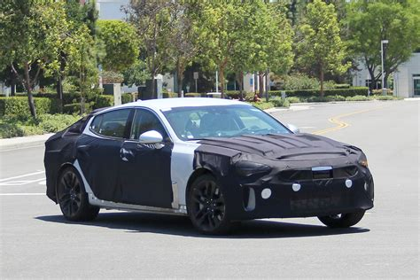 Gt Kia Kia Gt 2017 Spied For The Time Pictures Auto Express