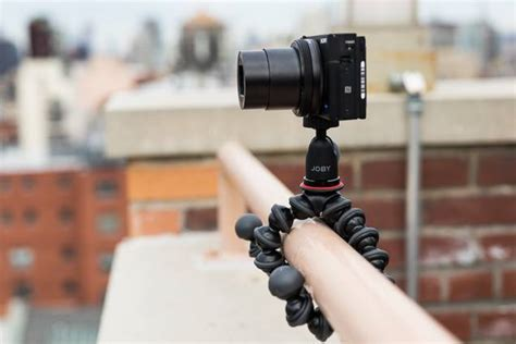 Joby Gorillapod 1k Kit With the best vlogging cameras and gear reviews by wirecutter a new york times company