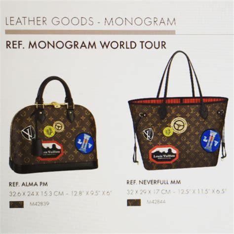 Lv Alma World Tour louis vuitton world tour stickers collection for fall