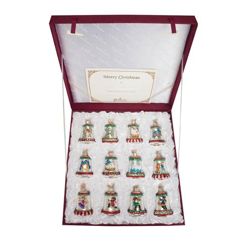 boxed ornaments sets 12 days of ornament boxed set traditions