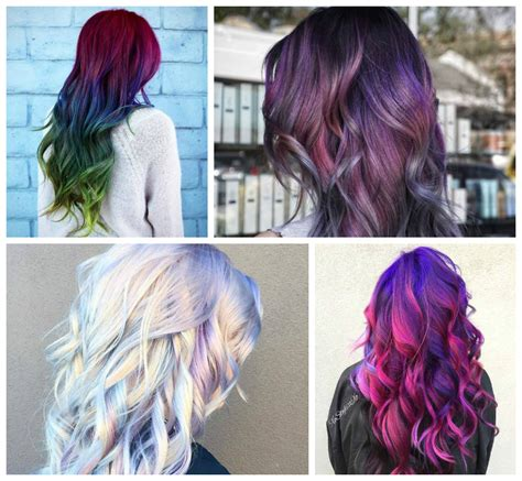 mermaid hair colors mermaids hair color ideas and world on of