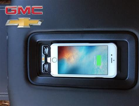 iphone  wireless charging  gmc chevrolet bezalel