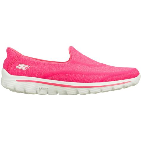 walk shoes skechers womens go walk 2 sock walking shoes running