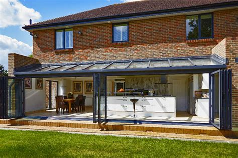 house extension design ideas uk a guide to open plan kitchen diner extensions news