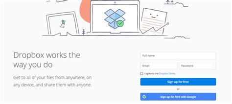 dropbox register how do i create a dropbox account backwpup docs