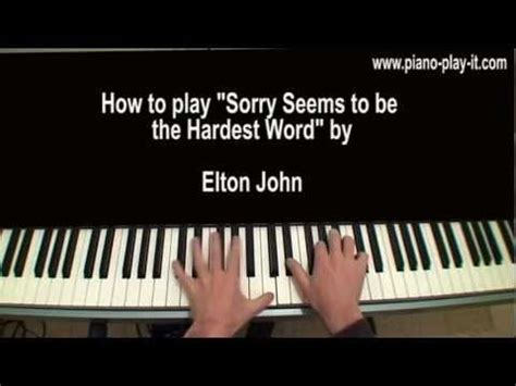 tutorial piano elton john 17 images about pianotutorial on pinterest boogie