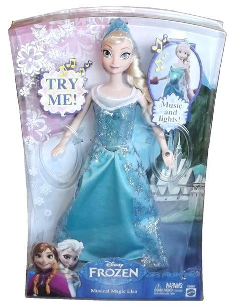 frozen doll images elsa doll frozen photo 35449911 fanpop