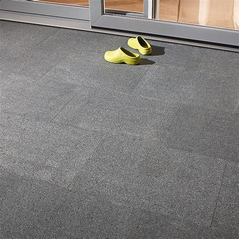 Terrassenplatten Aus Granit by Terrassenplatte G 654 Anthrazit 40 Cm X 60 Cm X 3 Cm