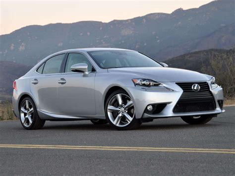 lexus sport sedan 2014 lexus is 350 luxury sport sedan road test and review