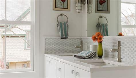 penny tiles: white penny tiles for bathroom backsplash