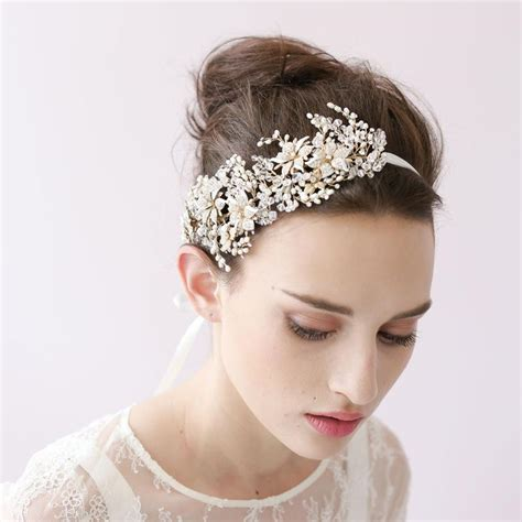 Vintage Wedding Hair Accessories Wholesale by Vintage Hair Accessories Bridal Crown Tiara Wedding