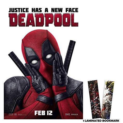 printable deadpool bookmarks deadpool posters prints
