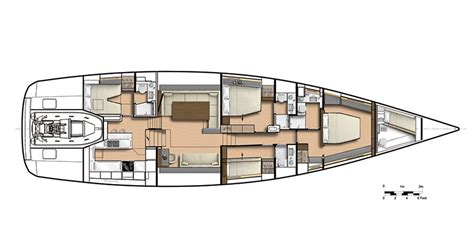 sailing yacht layout plans cnb 76 cnb yachts