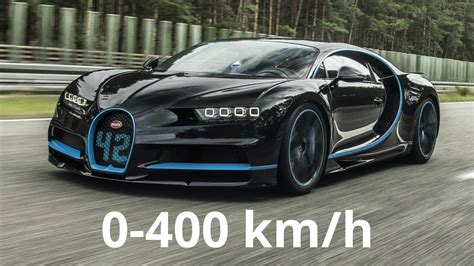 6 Km H Auto by Bugatti Chiron 0 400 Km H Acceleration