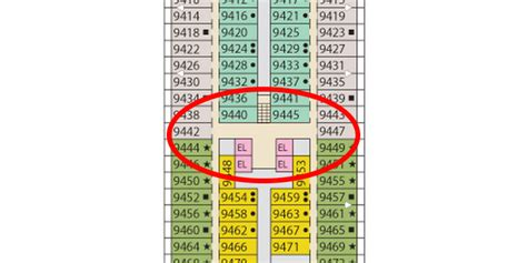 Msc Divina Floor Plan by The Step By Step Guide To Picking A Cruise Ship Cabin
