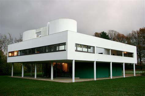 villa le is hexagonal villa savoye