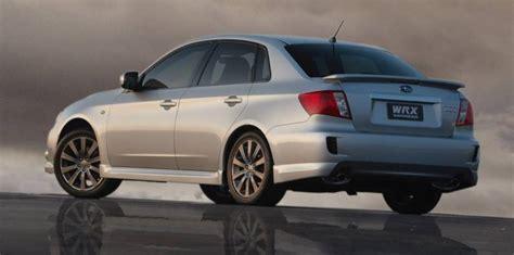 2009 Subaru Impreza Sedan by 2009 Subaru Impreza Wrx Sedan