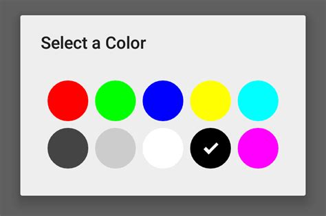 android color picker github woalk android colorpicker color picker library
