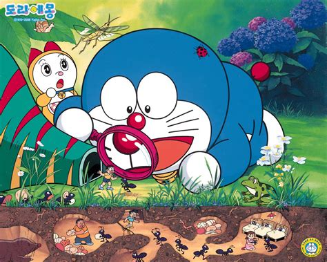 wallpaper computer doraemon doraemon wallpapers hd download