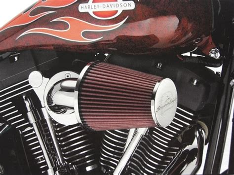 Lu Eagle Motor harley davidson screamin eagle heavy breather luftfilter