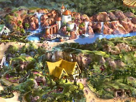 disney new fantasyland seven dwarfs mine concept vote of the week journey of the mermaid vs seven